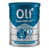 """【55專享】Oli6 嬰幼兒配方羊奶粉 3段 800g <b style=""""color:#ff7e00"""">31.99澳幣(約154元)</b>"""