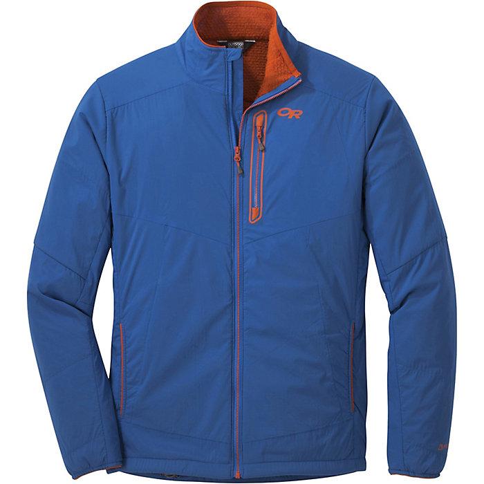 限尺碼!Outdoor Research Ascendant 男款戶外保暖夾克 藍色