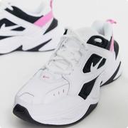 Nike 耐克 M2K Tekno 老爹鞋黑粉配色