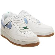 Nike 耐克 Air Force 1 07 空軍1號 淺藍白色運動鞋