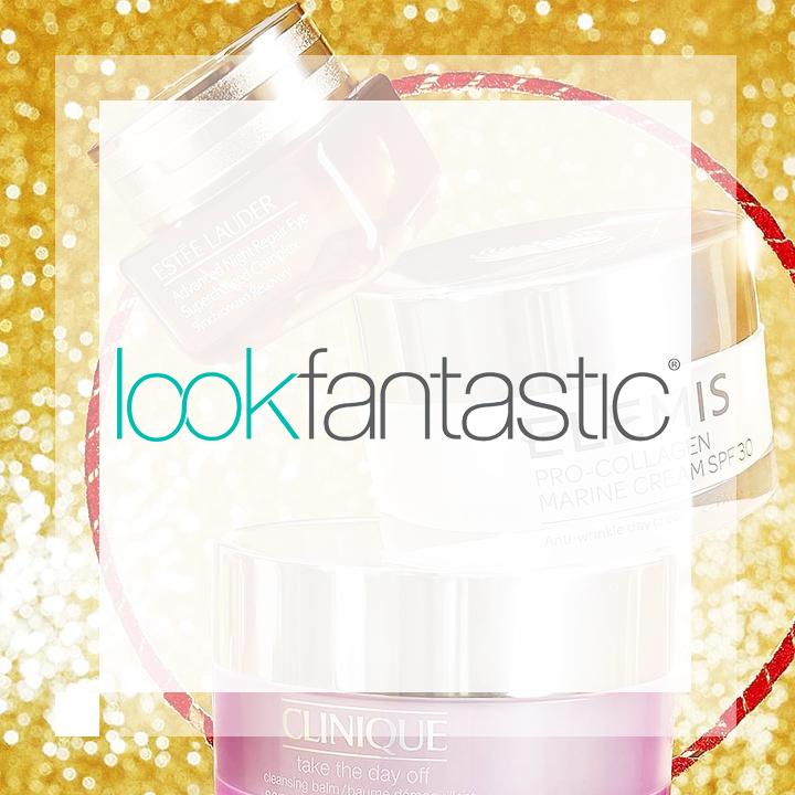 【最后1天】Lookfantastic 等英淘網站