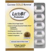 【好物試用】California Gold Nutrition 雙叉乳桿菌益生菌 50億菌落單位 10粒