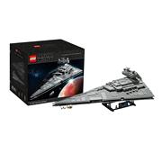 4784顆!LEGO 樂高 星球大戰系列 75252 帝國殲星艦拼裝玩具積木