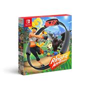Nintendo 任天堂 Switch 健身環大冒險 Ring fit Adventure