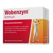 【免運費】Wobenzym Immun 增強免疫力片 120粒