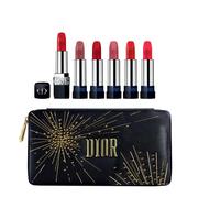 Dior 迪奧2019年新品圣誕唇膏6只裝