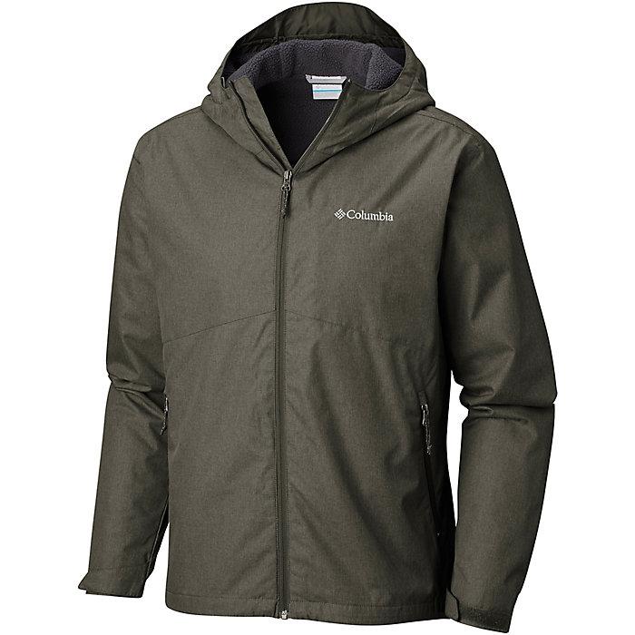 【額外9折】碼全多色可選~Columbia 哥倫比亞 Rainie Falls 男士戶外防水夾克