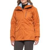 碼全!Columbia 哥倫比亞 Emerald Lake 女款三合一保暖夾克