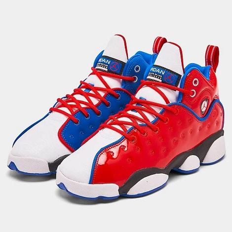 【額外7.5折】Air Jordan 喬丹 Jumpman Team 2 大童款籃球鞋