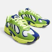 僅剩38碼!adidas Originals 阿迪達斯三葉草 Yung-1 Green Trainers 老爹鞋