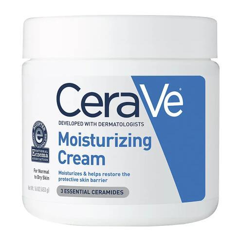 【第2件半價+滿$40額外8.5折】CeraVe 適樂膚 修護保濕潤膚面霜 453g