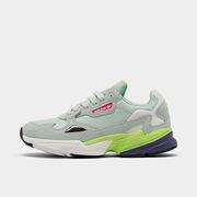 【限時超高返利】adidas 阿迪 Falcon 女子拼色老爹鞋