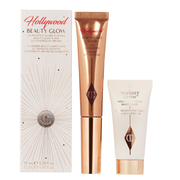 Charlotte Tilbury CT Light Wand 高光液+迷你妝前乳套裝