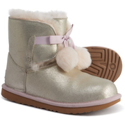 UGG Australia Gita Metallic 女童雪地靴