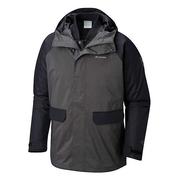 【額外9折】碼全雙色可選~Columbia 哥倫比亞 Northbounder 男款三合一防水沖鋒衣