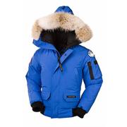 【額外8折】僅限XS碼!Canada Goose 加拿大鵝 PBI Chilliwack 童款飛行員夾克