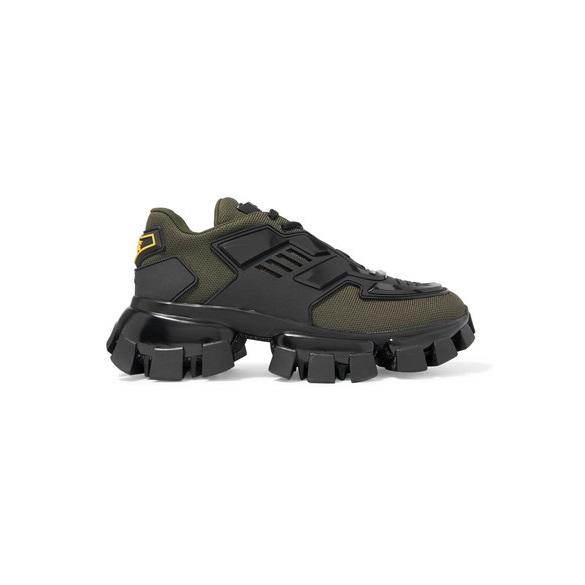 PRADA Thunder 網眼橡膠運動鞋