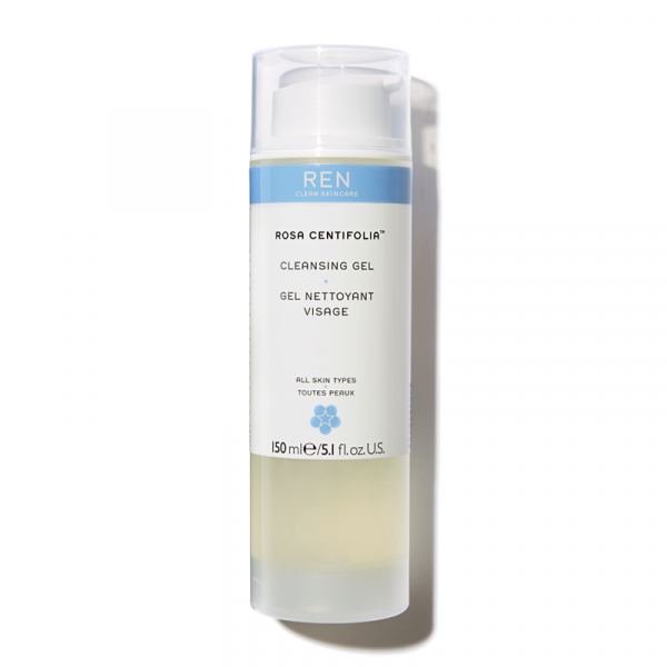REN Clean Skincare 玫瑰薔薇卸妝潔面啫喱 150ml 孕婦/敏感肌可用