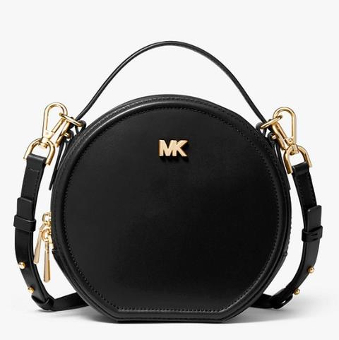 Michael Kors Delaney 真皮小圆包 小号