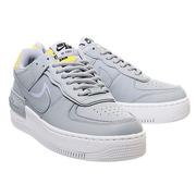 Nike 耐克 Air Force 1 空軍1號 灰色拼解構式運動鞋
