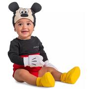 Disney 迪士尼 米奇寶寶服裝套裝