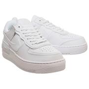 Nike 耐克 Air Force 1 空軍1號 白色解構式運動鞋