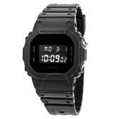 【55專享】好價!Casio 卡西歐 G-shock 系列 黑色方形男士運動腕表 DW-5600BB-1CR