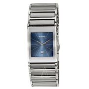 Rado 雷達表 Integral 系列 銀藍色男士氣質腕表 R20745202