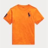 Ralph Lauren 拉夫勞倫 Big Pony Cotton Jersey 大童T恤