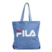 Fila 藍色帆布手提袋