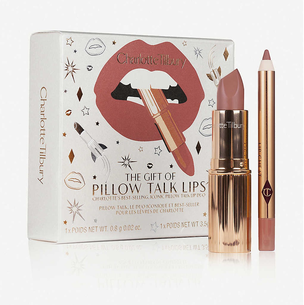 Charlotte Tilbury Pillow Talk 唇部套裝