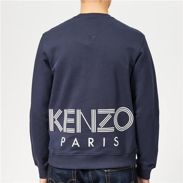 【一件免郵中國】Kenzo 男士背后 Logo 衛衣