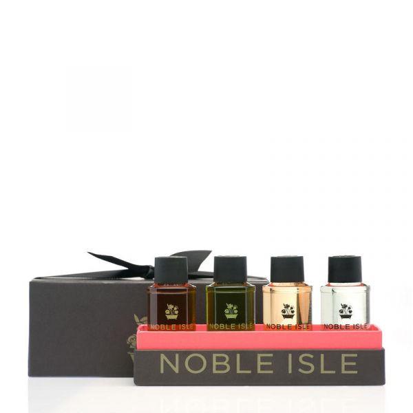 【7折+滿£88減£8】Noble Isle 香氛沐浴啫喱四件套裝 4 x 30ml