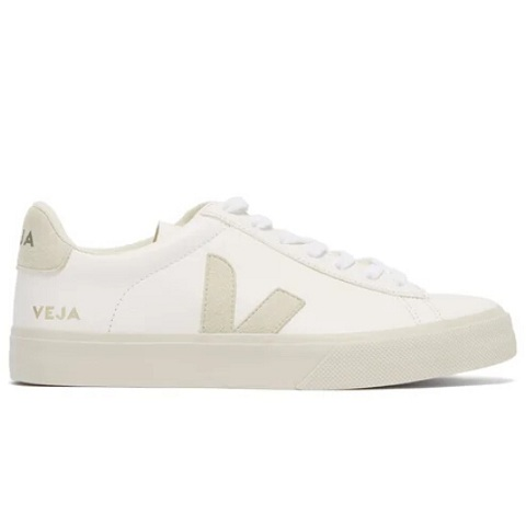 VEJA Campo 女款小白鞋