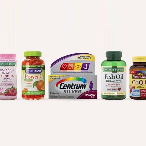 Walgreens:全場維生素&營養補劑 包括 Schiff Move Free
