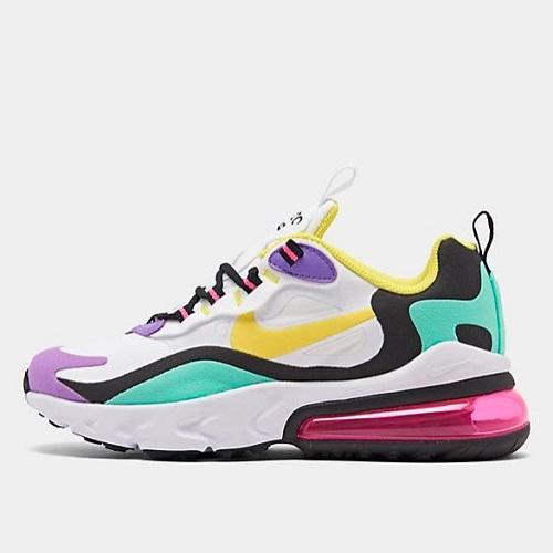 【額外7.5折】Nike 耐克 Air Max 270 氣墊運動鞋 大童款