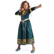 Disney 迪士尼《勇敢傳說》Merida 梅莉達公主兒童服裝套裝