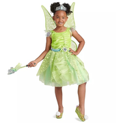 Disney 迪士尼《奇妙仙子》小叮當兒童服裝套裝