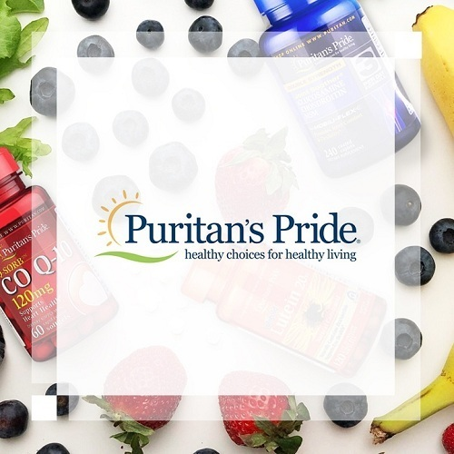 【55專享】Puritan's Pride 普麗普萊:全場自營保健產品