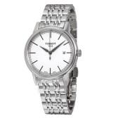 【55專享】好價!Tissot 天梭 T-Classic 系列 銀色男士氣質腕表 T085.410.11.011.00