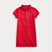 Ralph Lauren 拉夫勞倫 Tartan Bear 2-6歲兒童Polo連衣裙