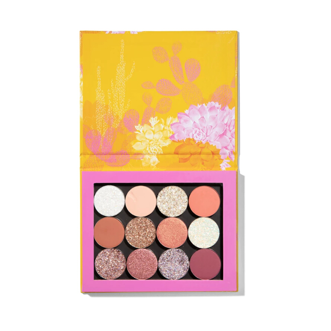 Colourpop 十二色眼影盘 pretty please