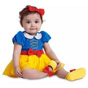 Disney 迪士尼 白雪公主兒童服裝套裝