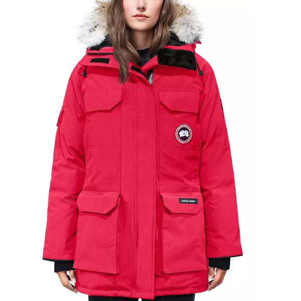 會員3倍積分!Canada Goose 加拿大鵝 Expedition 遠征羽絨服 兩色可選