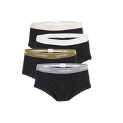 Calvin Klein 4條裝棉質經典平角內褲