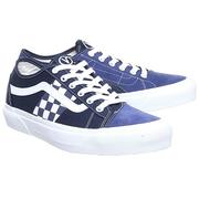 Vans 萬斯 海軍藍色低幫板鞋