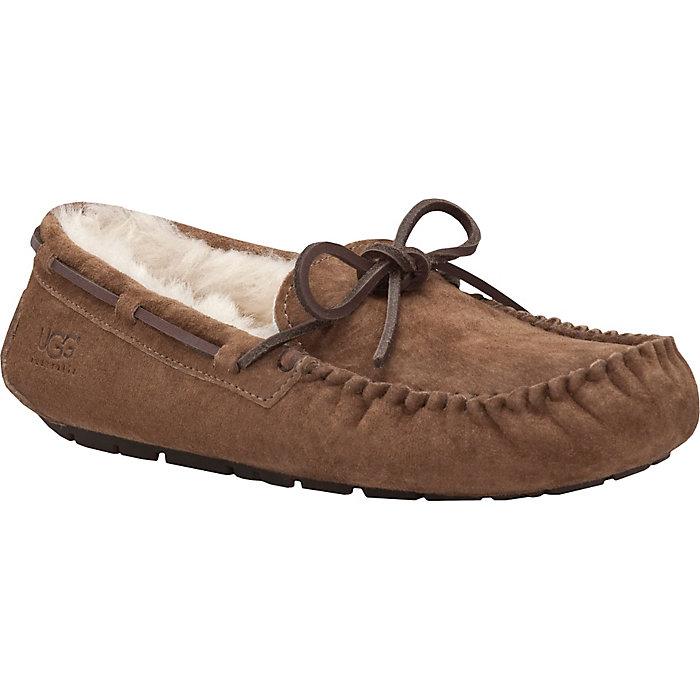 【8折+限時高返12%】碼全多色可選~UGG Dakota 女士毛絨平底鞋