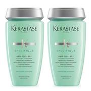 【即將下架】Kérastase 卡詩 無硅油雙重功能頭皮洗發水 250ml×2