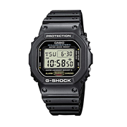 【中亞Prime會員】Casio 卡西歐 DW5600E-1V 男士腕表