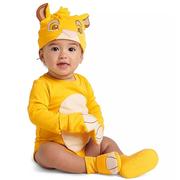 Disney 迪士尼 獅子王 辛巴寶寶服裝套裝